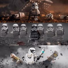 Collection of epic Star Wars shots taken in May. - Star Wars Clones - Ideas of Star Wars Clones - Collection of epic Star Wars shots taken in May. Lego Star Wars, Star Wars Clone Wars, Star Wars Art, Star Wars Clones, Lego Stormtrooper, Starwars Lego, Lego Soldiers, Lego Custom Minifigures, Lego Army