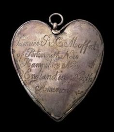 """""""Charm"""" from Boston, Massachusetts, about 1776"""