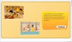 La Prehistoria (Librosvivos S.M.)