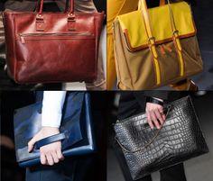 Men's bags fall 2013