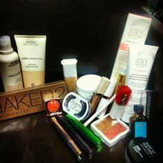 Mary Lamberts Beauty Routine: Lovely ladies have been asking my make-up/style regimen- so here ya go: @Alyssa Houghtaling @Aveda @urbandecaycosmetics @makeupforeverofficial @Moroccanoil @rain_cosmetics #joeynewyork  I buy clothes from: @Torrid @City Chic @rent_the_runway @curvaceous_k  LOVE THESE PRODUCTS.