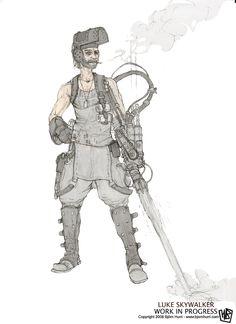 Steam Punk Luke