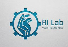 AI Robotic Lab logo.  Graphics Files Included :   Vector EPS:Illustrator cs5,Illustrator 10  AI Illustrator : Illustrator cs5,Illustrator 10  .txt (links to the free fonts)  Minimum Adobe CS Version : CS5  Logo Specifications:   Full vectors  100% editable and scalable  Editable colors  CMYK colors  Print ready     Thepreview mockup is not includedin