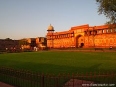 インド/アーグラ城塞 Agra fort