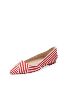 Dale Woven Flat from L.K. Bennett Shoes on Gilt