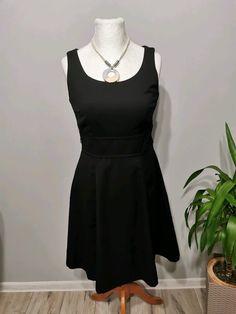 Sukienka biurowa rozm. 38 H&M - Vinted Black, Dresses, Fashion, Vestidos, Moda, Black People, Fashion Styles, Dress, Fashion Illustrations