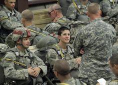 First female U.S. Army Rangers