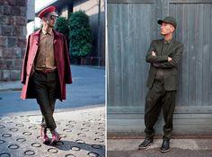 Tokyo Dandy's Joe for Vogue Hommes Japan AW12