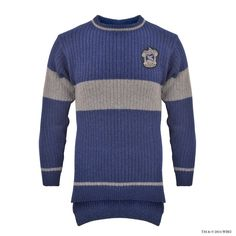 Ravenclaw™ Quidditch™ Knitted Adult Jumper | Adults | Warner Bros Studio Tour London