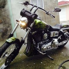2001 Harley-Davidson Custom Dyna Wide Glide
