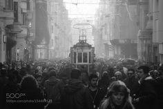 Taxim Street by dr_takaue