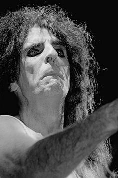 Alice Cooper @ Negative Creep