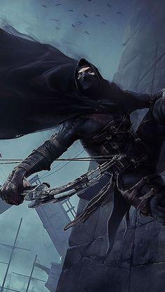 Night Raven: