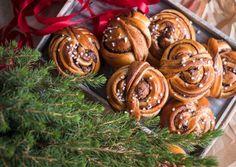 Fahéjas kardamomos tekercs, vagyis Kardemummabullar – Péklány leszek blog Muffin, Breakfast, Food, Morning Coffee, Essen, Muffins, Meals, Cupcakes, Yemek