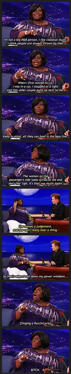 Breaking Stereotypes… - A hilarious, but also excellent lesson for all of us. <3