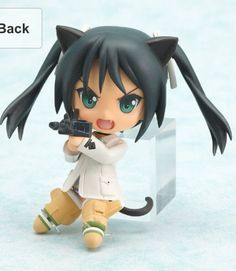 Francesca luccini Strike Witches Nendoroid