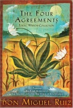 The Four Agreements Toltec Wisdom Collection. Read and re-read, love these books so much. x