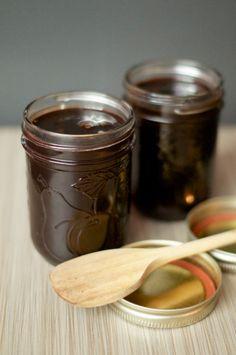 Vegan Chocolate Syrup
