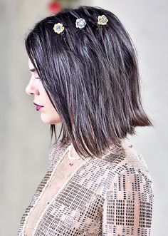 Kendall+Jenner+Ditches+Her+Lob+for+a+Full-On+Bob—See+the+Photos+via+@ByrdieBeauty