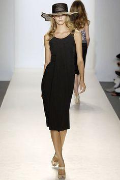 Chaiken Spring 2008 Ready-to-Wear Fashion Show - Flo Gennaro