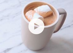 Slow-Cooker Hot Chocolate Is What Winter Dreams Are Made Of Move over, Swiss Miss YouTube Video Preview Winter is for one thing: curling up by the fire with a mug of hot chocolate. And while it's easy to rip open a packet of the instant stuff, we've got a recipe that'll take this treat to the next level with minimal effort. And it all starts with your slow cooker.