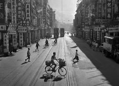 Featured Curator: Liam Graham [cannery-row]Fan Ho (b. 1937) is one of China's most beloved and celebrated street photographers. Born in Shanghai and raised in Hong Kong, Ho began exploring and capturing the city's alleys, slums, streets and markets in the early 1950′s, and has since gone on to win over 280 awards, produce 20 feature length films and publish numerous books of original photography. His countless, meticulously composed works capture the tumultuous, almost other worldly…