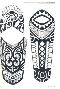 Похожее изображение #polynesiantattoosleg #tattoospolynesiantribal