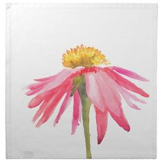 Watercolor Paintings For Beginners, Watercolor Projects, Watercolour Tutorials, Watercolor Techniques, Watercolor Flowers Tutorial, Simple Watercolor Flowers, Painting Tutorials, Watercolor Pencil Art, Watercolor Cards