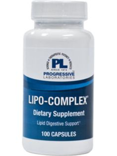 Progressive-Labs-Lipo-Complex-100-Capsules-988-Exp-8-17-SD