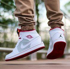 Click to order - Air Jordan 1 Retro White Red  #fashion #nike #shopping #sneakers #shoes  #basketballshoes #airjordan #retro