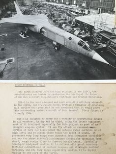 First picture of TSR 2 taken at Weybridge Military Jets, Military Aircraft, Experimental Aircraft, History Online, Aircraft Design, Royal Air Force, Aeroplanes, Aviation Art, Surrey