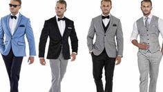 Excelentes Cómo debes vestir caballero para una boda de día