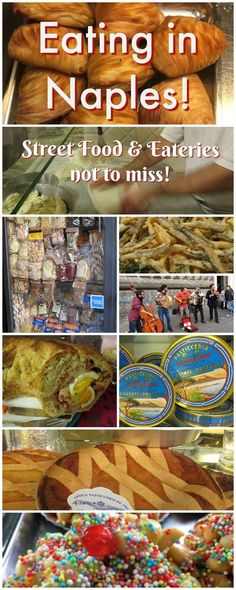 Eating in Naples_ Street Food & Eateries not to miss!