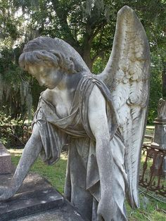 Cemetery statue | Cemetery Angel Statue | Flickr - Photo Sharing!