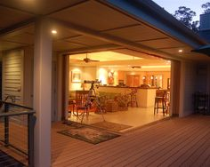 Retractable Patio Doors Design Pictures Remodel Decor and Ideas - page 9 & Elegant Home Renovation \u2013 Nano Doors - Wooden Flooring and ...