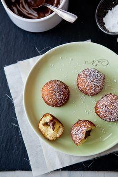 Nutella doughnuts.  NUTELLA DOUGHNUTS!!!