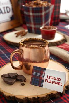 Style a fabulous Mad For Plaid holiday party theme with recipes, decor tips, and free printables too!