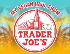 Go All vegan at Trader Joe's! ! PETA-social-traderjoes-vegan-haul
