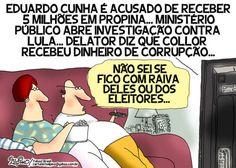 A agonia do Brasil...