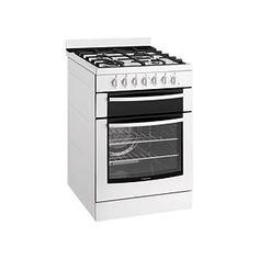 Westinghouse 60cm White Dual Fuel Freestanding Range WFE619WA $2699