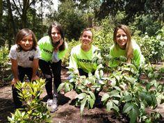 Ambientalistas en Periland Eco Parque Cajica Reserva Natural, Carp, Ranger