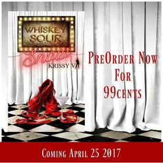 Snow (Whiskey Sour Series Book 2) by @krissyv_author Release Date >April 25 2017 Add to your TRL> http://ift.tt/2naJY5X Preorder now for 99cents > http://amzn.to/2nqcqkC  Snow is an elegant classically trained ballet dancer and has the potential to become a Prima Ballerina. After coming home from a world tour to find that she has been betrayed by the one person she loved the most she has to start her life all over again... This time its not just herself she has to consider. Spence is a hard…