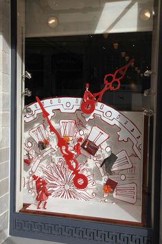 hermès Christmas Cie clock ⓔⓣⓒ