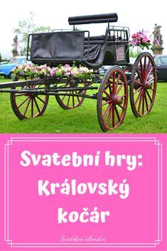 Návod na svatební hru Královský kočár #svatebnihry, #svatebnizabava, #svatba Baby Strollers, Children, Baby Prams, Kids, Prams, Strollers, Stroller Storage, Child, Babys