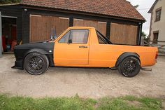Page 3 of 5 - Caddy, Quattro BAM - posted in Readers Rides.: That roll cage looks awesome! Volkswagen Golf Mk1, Vw Mk1, Bmw E36, Vw Caddy 1, Drift Truck, Nissan Hardbody, E36 Coupe, Vw Pickup, Datsun Car