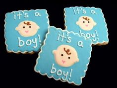 Sooooo cute!  If ever I throw a baby shower, these will definitely be the favors!