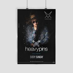 poster for heavypins
