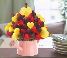 Edible arrangement!