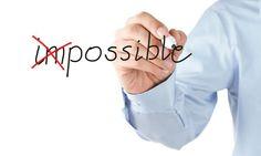 Convertir tus objetivos en metas realistas