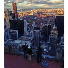 Climb up and enjoy the beautiful view from the top of the Rock!